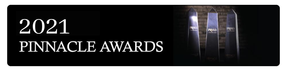 Pinnacle Awards banner